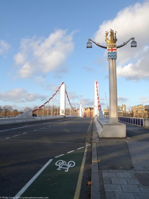 On Chelsea Bridge