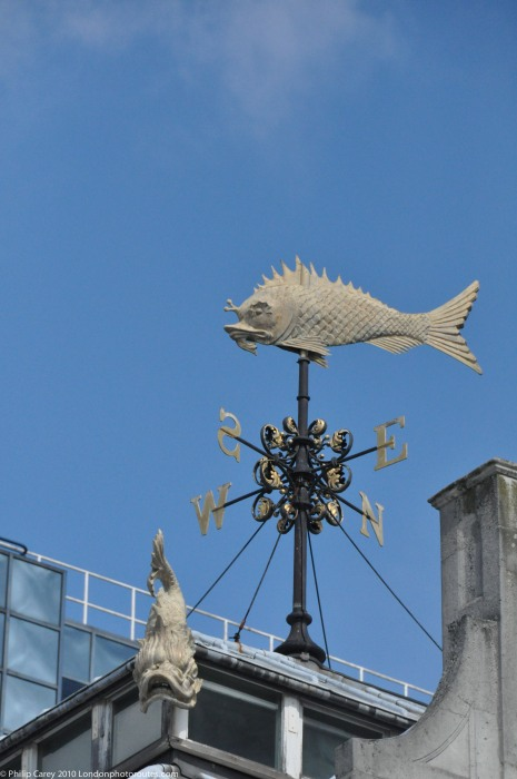 Old Billingsgate Market - Fish