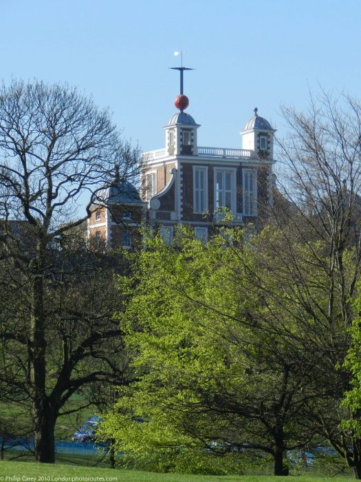 London Runs and Photo Routes - Flamsteed House
