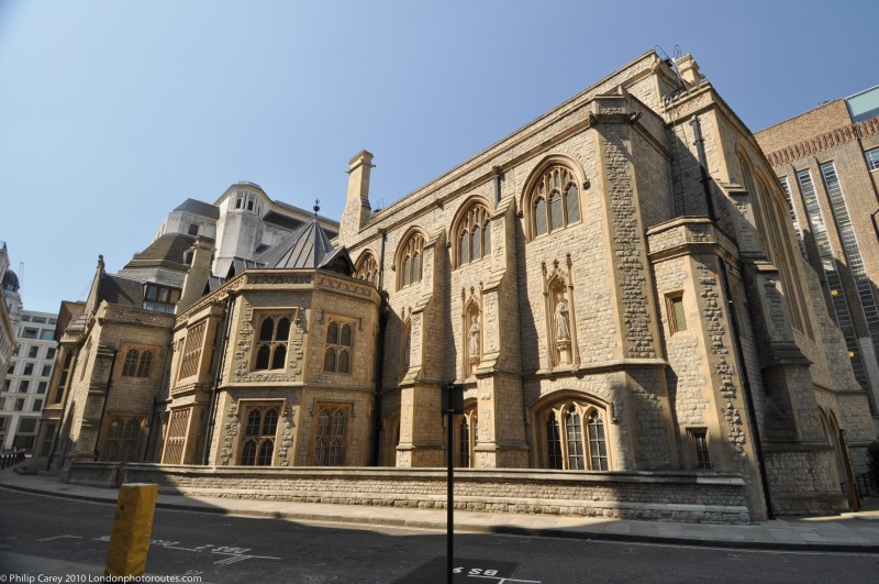 Guildhall Art Gallery - Basinghall St