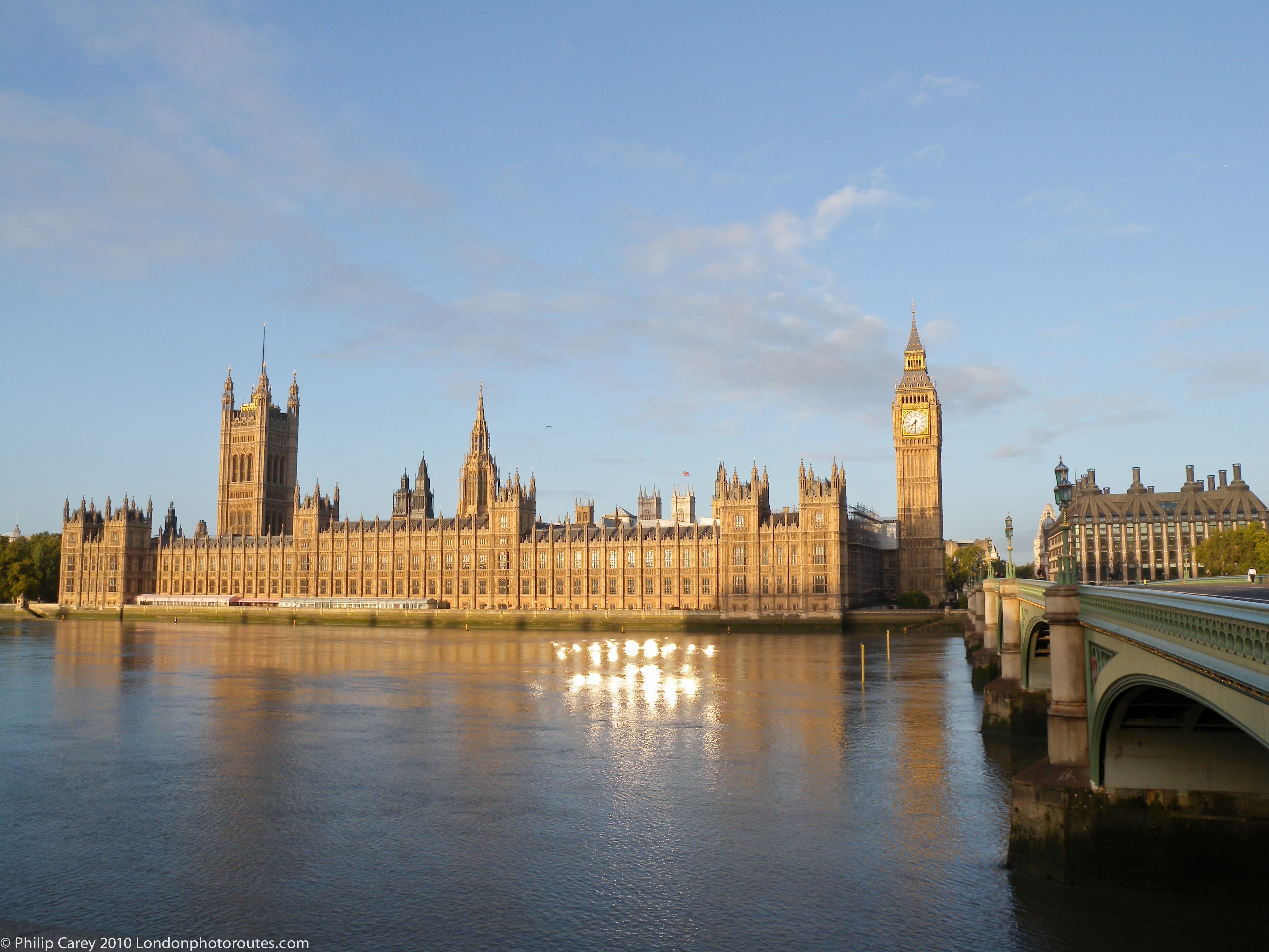Houses of parliament from albert embankment london photo areas and
