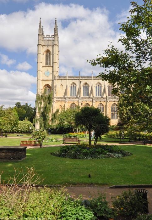 St Luke's Church near Brompton Hospital