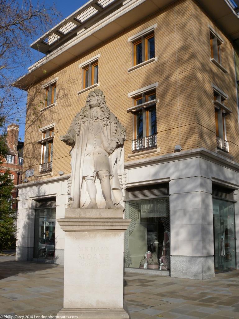 Sir Hans Sloane - 1660-1753