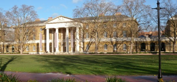 The Saatchi Gallery within the The Duke of York's Headquarters