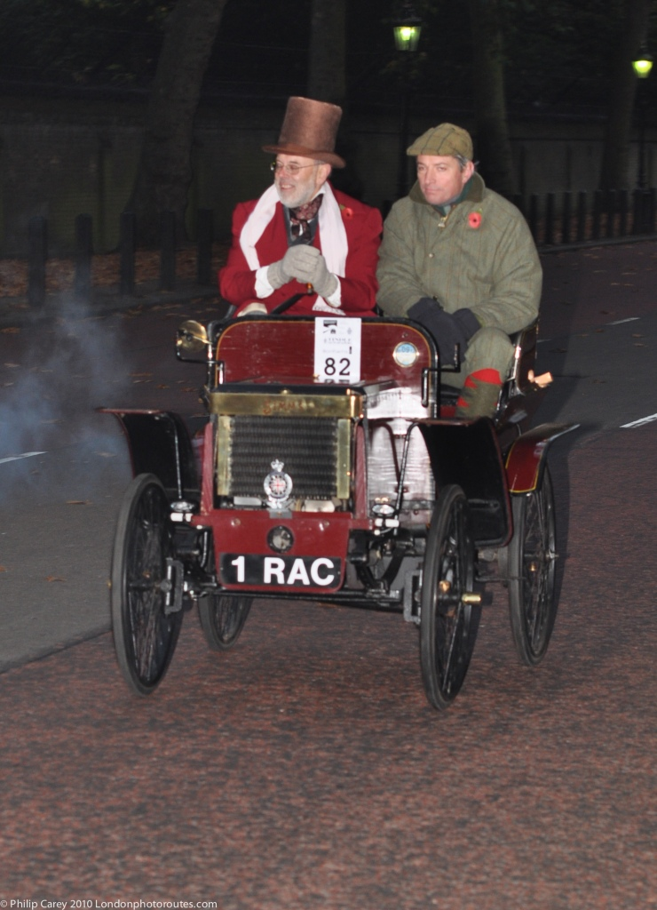 1 RAC Car from Constitutional Hill