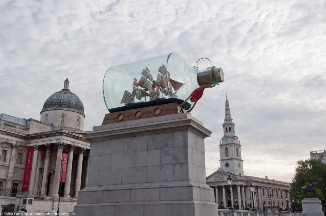 Fourth Plinth - Trafalgar Square