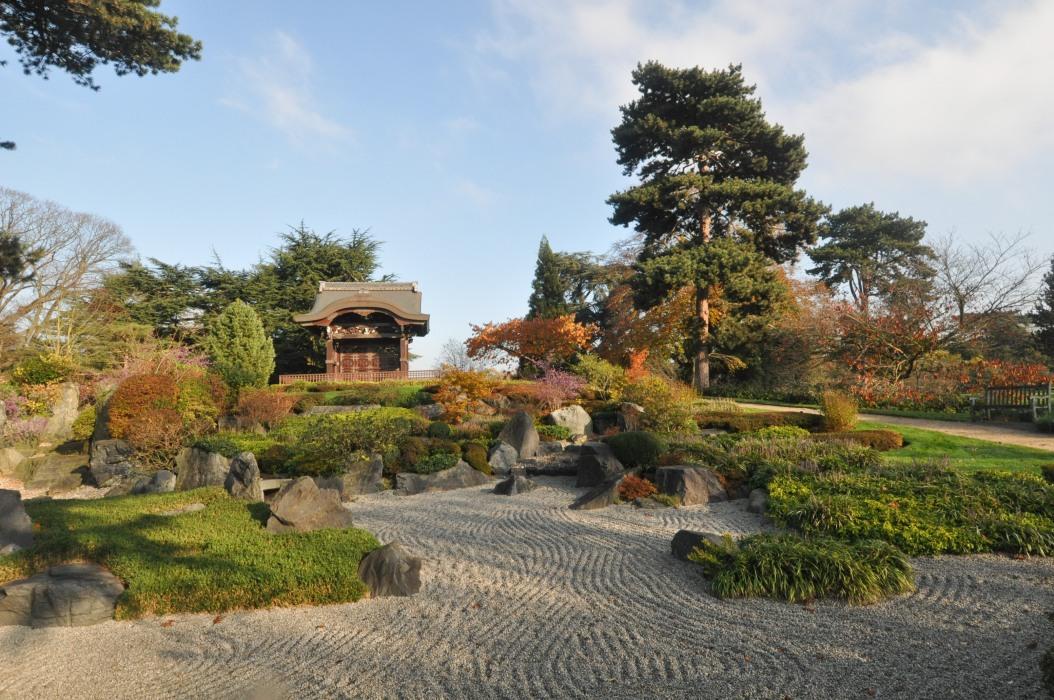 Japanese Garden - Kew