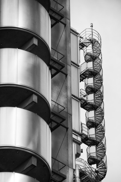Lloyds of London Detail