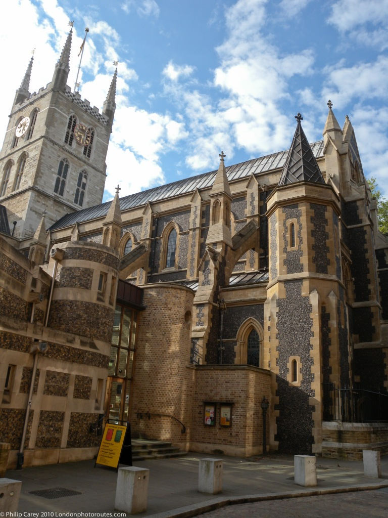 Southwark cathedral Real View