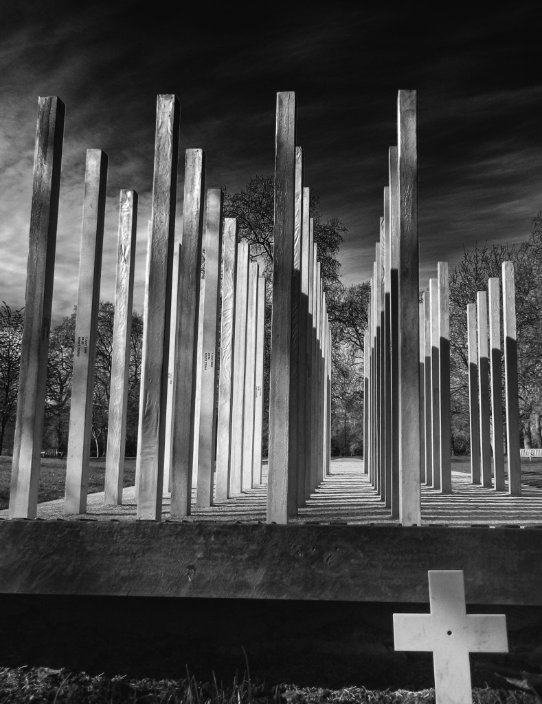 7/7 London Bombing Memorial -Hyde park