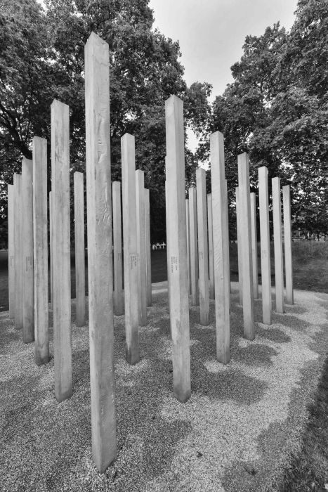 7/7 London Bombing Memorial -Hyde park Kings Cross Victims