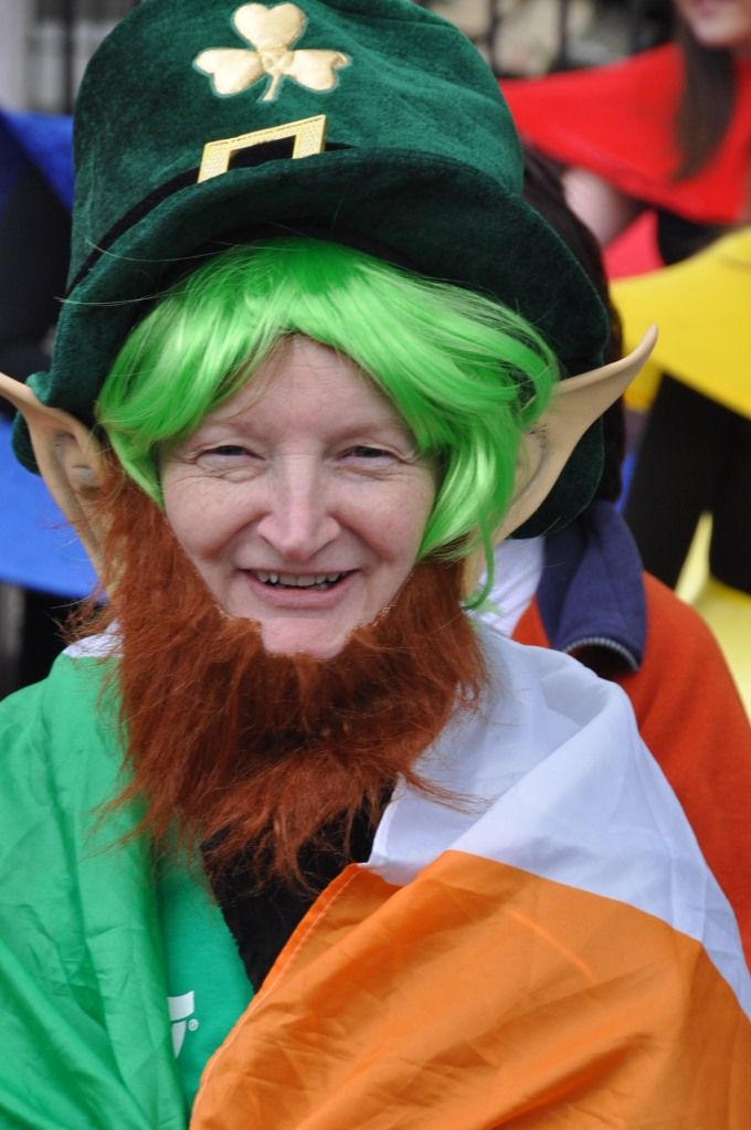 St Patrick Day Parade - Participant