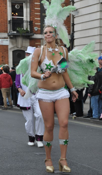 St Patrick Day Parade - Participants