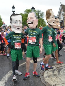 Election Politician Runners