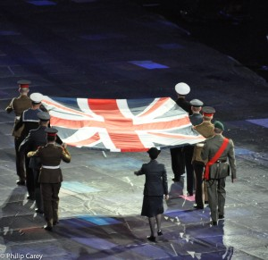 The Union Jack and the Armed Forces